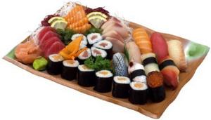 Как приготовить суши роллы сашими