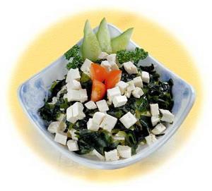 Некоторые рецепты из сыра тофу