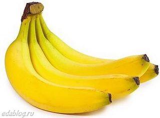 Пряничный дуэт и бананы