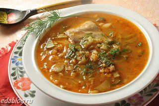 Создай свой рецепт супа рассольника