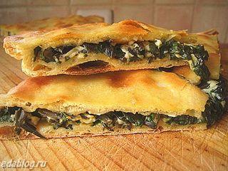 Чанах, осетинское блюдо