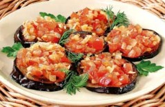 Меживо из баклажанов, баклажаны блюда, баклажаны в духовке