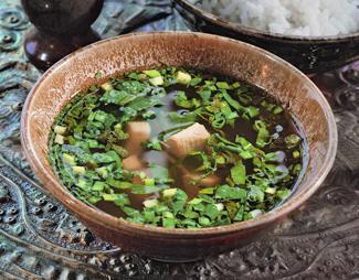 зеленый суп