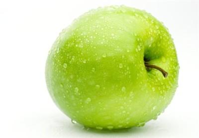 очищение кишечника яблоко