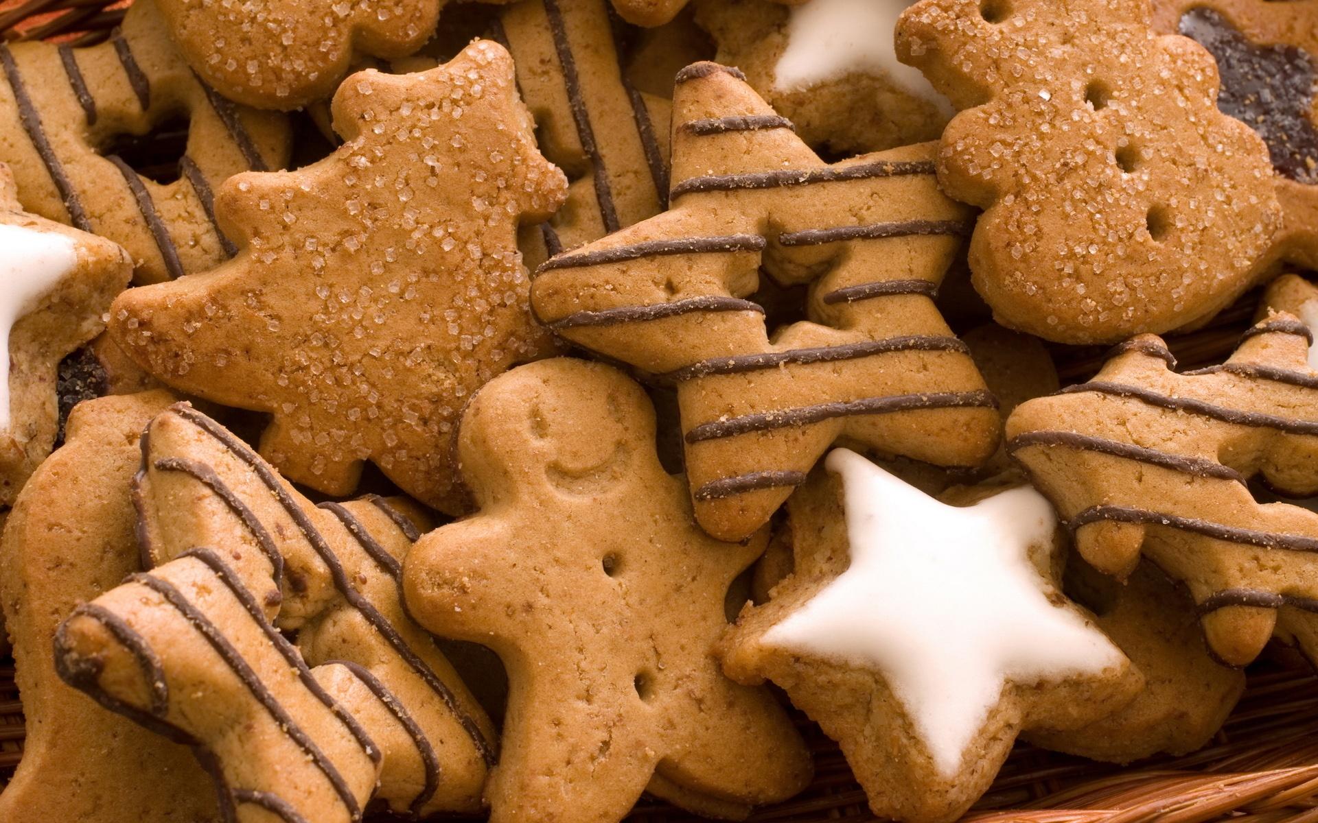 печенье.