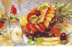 ananas-s-romom
