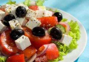 grecheskii salat