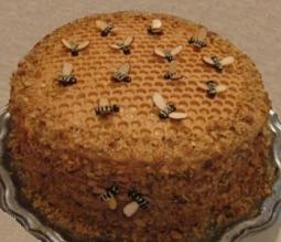 Популярные рецепты торт медовик