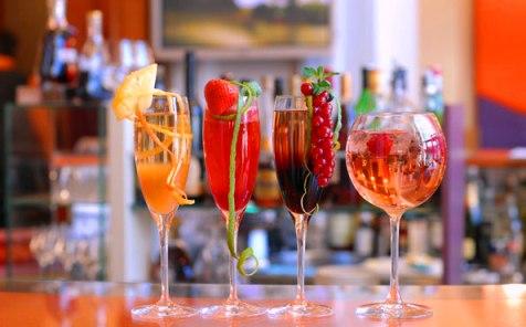 рецепты вкусных алкогольных коктейлей с шампанским