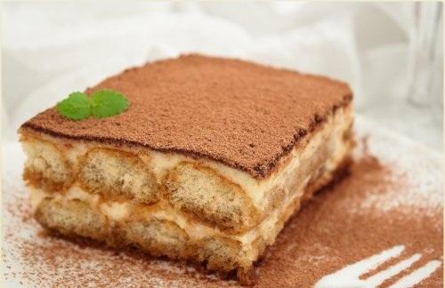 как приготовить вкусный бисквит для тирамису