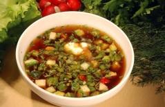 приготовление холодных супов