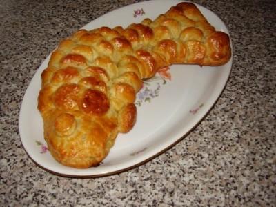 Вкусный рецепт пирога с мойвой