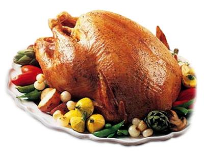 Горячее блюдо из курицы