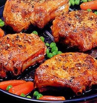 Вкусный рецепт эскалопа из свинины