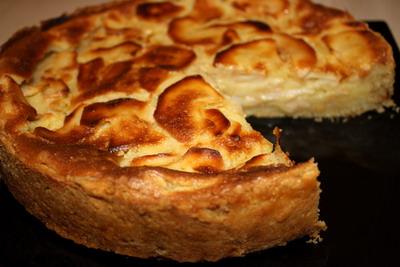 Быстро приготовить яблочный пирог