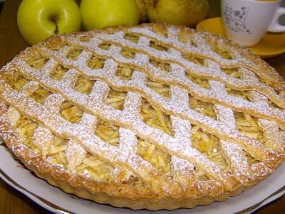 Рецепт простого яблочного пирога