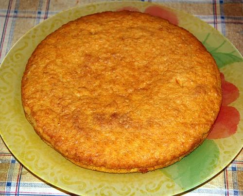 Простой рецепт морковного пирога