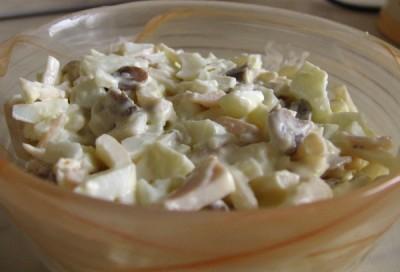 Рецепт карбонары с ветчиной и сливками с фото грибами