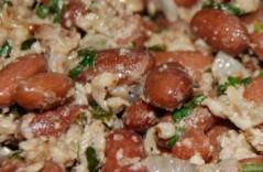 Рецепт лобио из консервированной фасоли