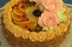 Как сделать масленый крем для торта