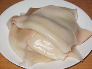 Как варить кальмары для салата