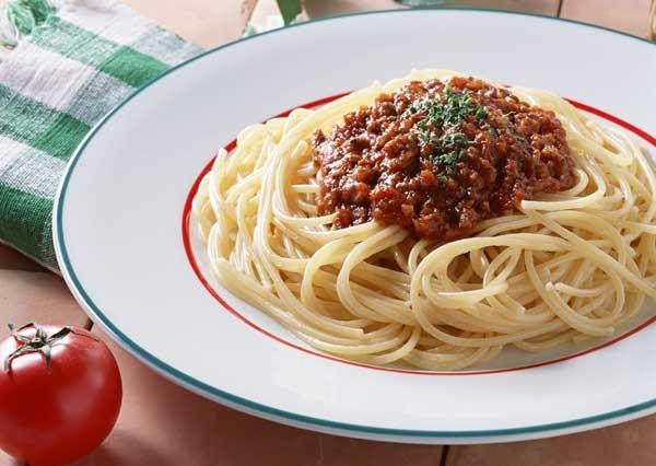 Спагетти с мясом на любой случай жизни
