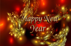 Кулинарное поздравление с новым годом 2013