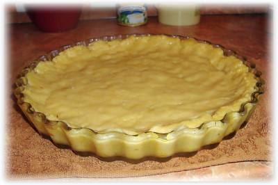 рецепт песочного теста для пирога