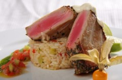 Блюда из свежего тунца готовим на каждый день и к праздничному столу