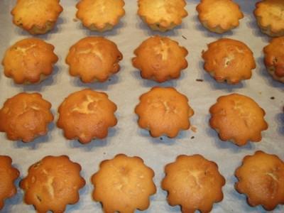Кексики рецепты простые в формочках