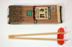 Гречневая лапша - традиционное блюдо японской кухни