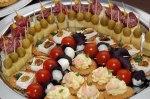 Приготовление холодных блюд и закусок — наполненность праздничного стола