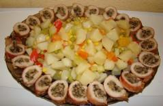 праздничные мясные блюда
