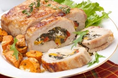 приготовление холодных блюд и закусок
