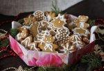 Рецепт имбирного печенья для зимних праздников и не только