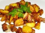 Простой рецепт: картошка по селянски