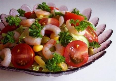 овощные салаты без майонеза