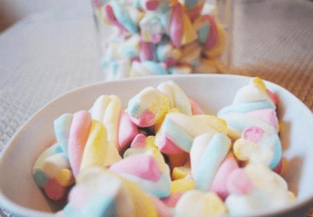 Маршмеллоу - вкусная мастика