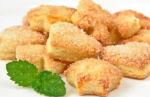 Готовим быстро и легко вкуснейшее сметанное тесто, для домашнего праздничного печенья