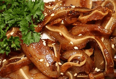 Свиные ушки жареные рецепт