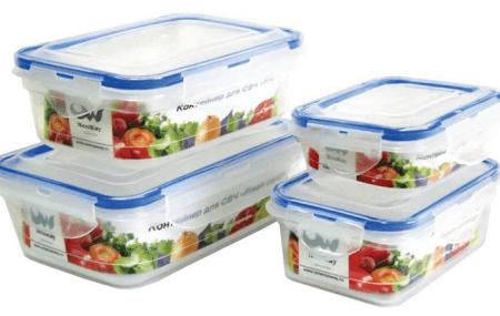 Пластиковые контейнеры для микроволновки