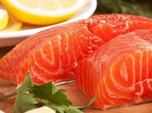 Лосось - ценная рыба