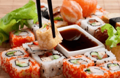 Готовим суши дома