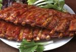 Популярный рецепт приготовления свиных ребрышек в духовке