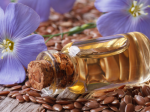 Льняное масло для кожи лица: чудесные свойства эликсира молодости