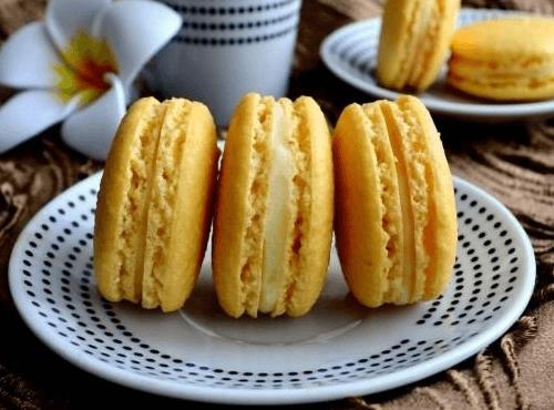 Печенье лимонное к чаю