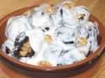Десерт с черносливом и грецкими орехами: самые простые рецепты приготовления