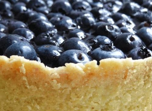 Закрытый пирог я ягодами рецепт 104