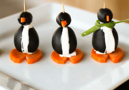 Пингвин с шарфиком
