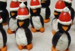 Закуска Пингвины из оливок: пошаговое приготовление